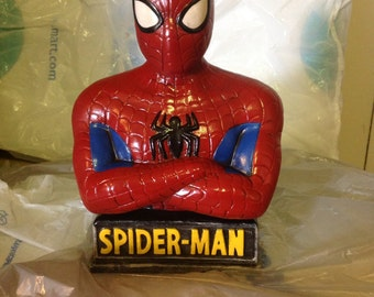 Spider-Man bank