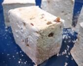 Maple Bacon Marshmallows  - 1 dozen Gourmet homemade marshmallows
