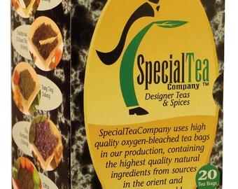 Jasmine Green Tea Gourmet Green Tea x 20 Tea Bags
