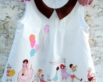 Children On Parade Dress Birthday Party Dress