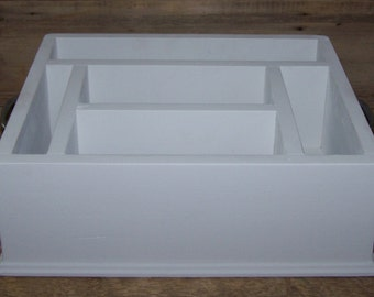 table caddy napkin holder paper plate holder by workhorsefurniture. Black Bedroom Furniture Sets. Home Design Ideas
