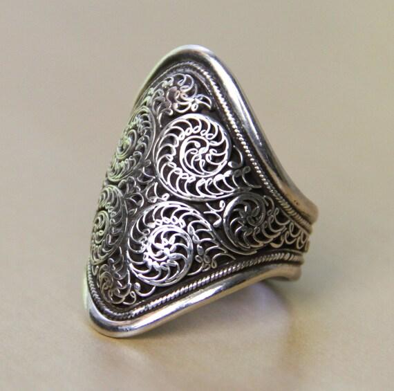 Nepali Vintage Saligram Ring. Middle Earth Wedding Rings. Chain Rings. Aviation Wedding Rings. Flexible Rings. Celebrimbor Rings. Unpolished Engagement Rings. Bubble Gum Machine Engagement Rings. Joined Wedding Rings