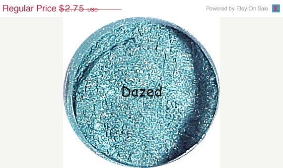 Grand Opening Sale Mineral Eyeshadow Makeup Dazed Glimmer All Natural Vegan