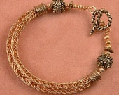 Viking Knit Tutorial - Intro to Viking Knit Jewelry