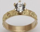 14k gold, custom ring for brideofwalken