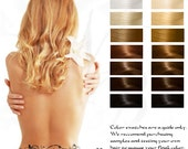 Blonde/Colorless Devas Fairy Herbal Hair Color and Conditioner 10g Sample Size