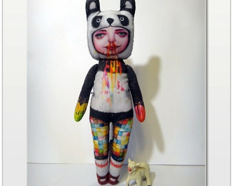 BrokeBot Doll: Kiki (made-to-order)