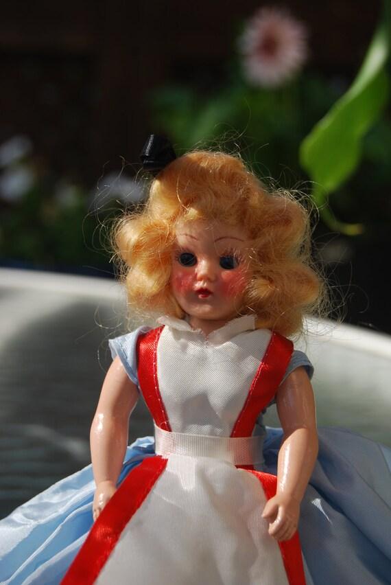 Vintage Sleepy Eyed Doll (Free Shipping)