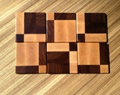 Wood Coasters - Squares and Rectangles