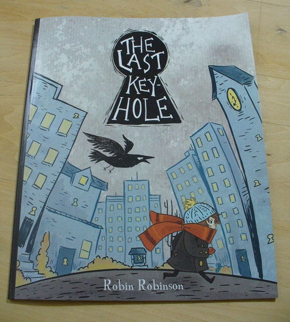 The Last Keyhole indie picture book