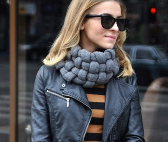 Woven Cowl - MANY COLOURS