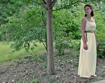 Greek Goddess Costume - size M/L
