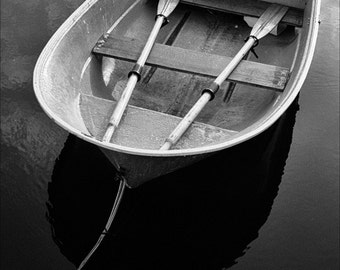 Fine Art Photograph - Dinghy