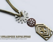 Military Gears - My Steampunk Revolution