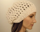 Woman's slouch hat Lake Effect