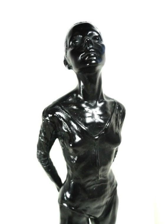 Signed Vintage Anthony Cipriano Ballet Dancer Sculpture