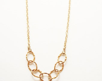 Chain Necklace, Minimal Necklace, Delicate Jewelry