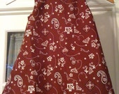 Texas A&M Aggie Toddler Dress Sizes 9 mos to 4T