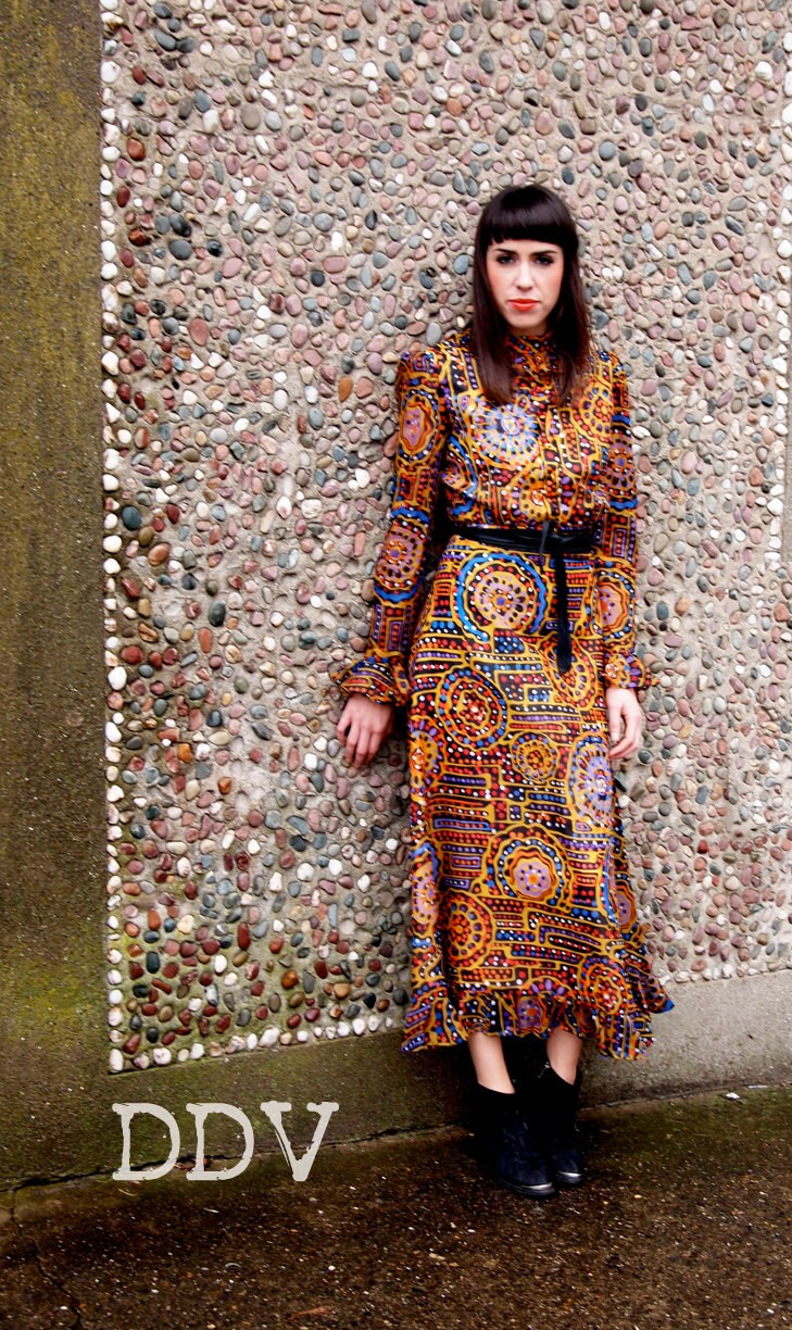 Shellie French Vintage 1970s Bohemioan By Dandeliondaydreamer