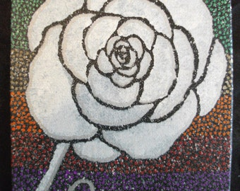 White Peace Flower