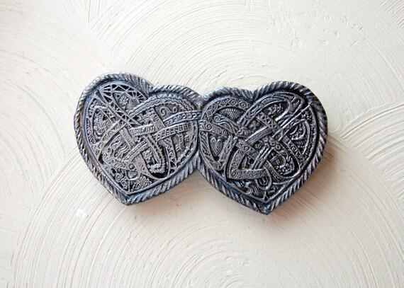 Stone Art Wedding Gift : Stone Art, Wedding Gift, Ornamental Love Wall Plaque, Celtic Knot Art ...