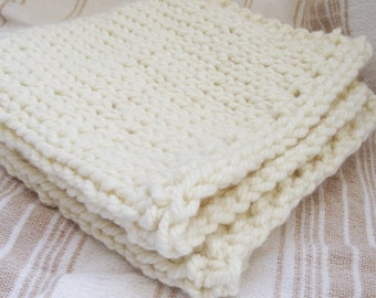 Knitting Pattern Central - Free Baby Blanket Knitting