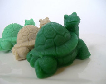 Turtle Soap - hostess gift, turtle gift set