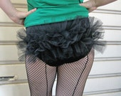 Black Tutu Roller Derby Shorts