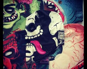 You PICK 1 Monster Mask