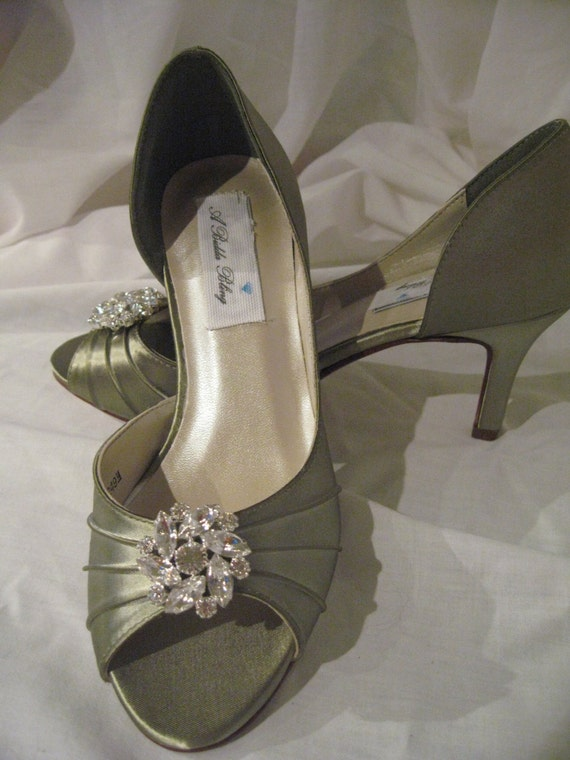 Wedding Shoes Sage Green Bridal Shoes Sage Green Wedding Shoes