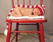 Christmas Elf Hat Crochet Pattern (278)