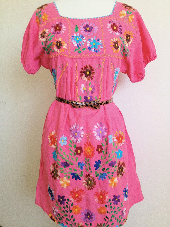 Mexican Blouses Dresses 64
