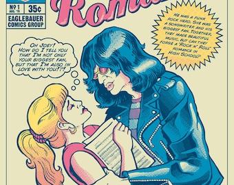 """Crazy 4 Cult NYC """"Rock n' Roll Romance"""" Rock n' Roll High School"""