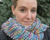 Cute scarf - colorful and warm