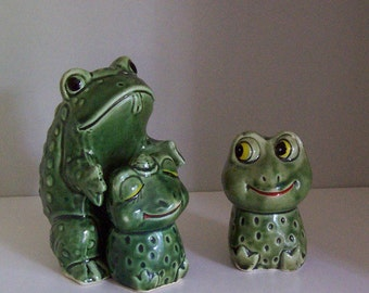 Happy Together Froggy Family