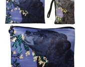 Black Bear Accessory Set-  3 Individual Gifts or Give them as a Set, Great Gifts for Mothers Day