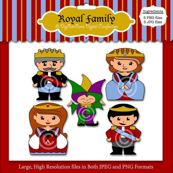 free clip art royal family - photo #7