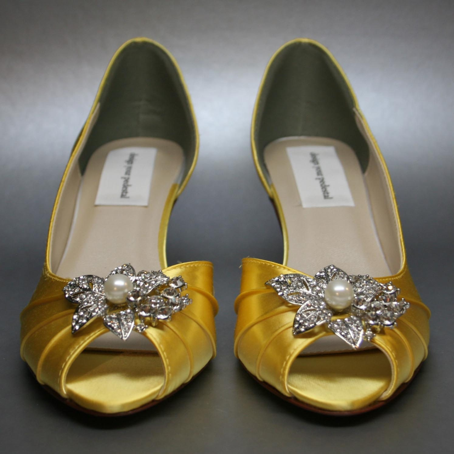 Wedding Shoes Yellow Wedding Shoes Yellow Wedding Yellow