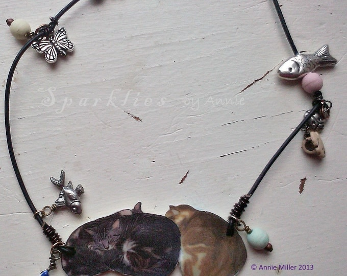 Cat Dreams Necklace