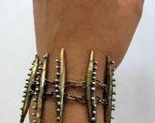 Fish Jaw Bracelet