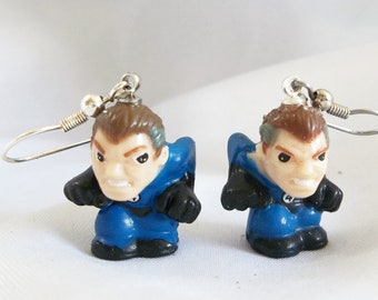 Mister Fantastic Earrings