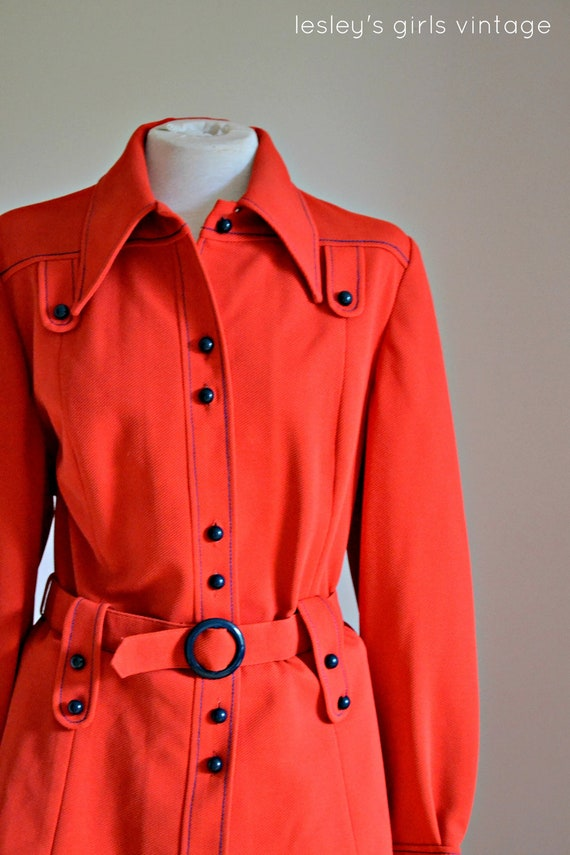 """Vintage Pants suit Trousers Windsmoor 1970s // """"That Lucky Touch"""" from Lesley's Girls Vintage"""