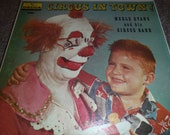 LP: Record Album Merle Evans,  Circus In Town,  vinyl LP Decca  Brought to you by   Internetrecords