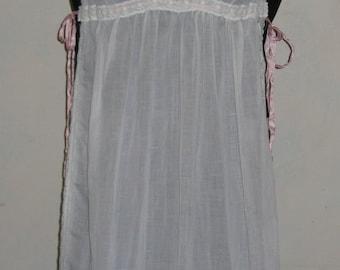 Vintage Peignoir Lingerie Nightgown