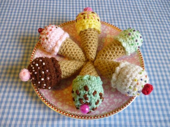Amigurumi Crochet Food Patterns : Unavailable Listing on Etsy