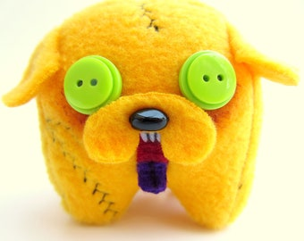 Zombie Adventure Time Jake the Dog, Zombie Jake Plush