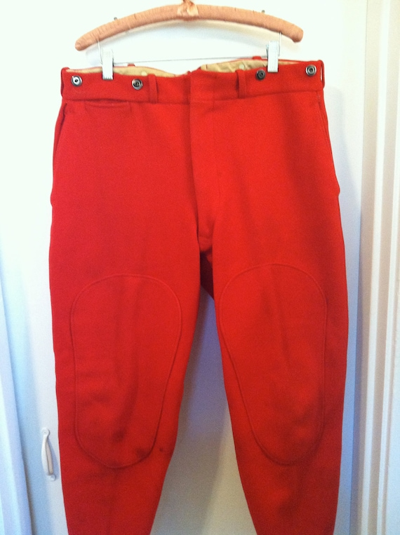 Original Wool Pants Wool Knickers Ski Pants Wool Hunting Or Hiking Pants