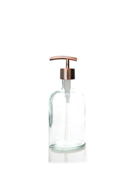 HAVEN Copper Top Soap Dispenser