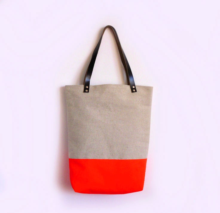 Tote Bag: Large Tote Bag With Handles
