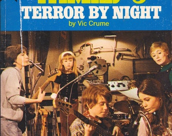 The Partridge Family - Terror By Night by Vic Crume